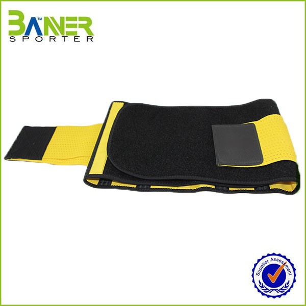 Self heated magnetic waist belt/lumbar, back support