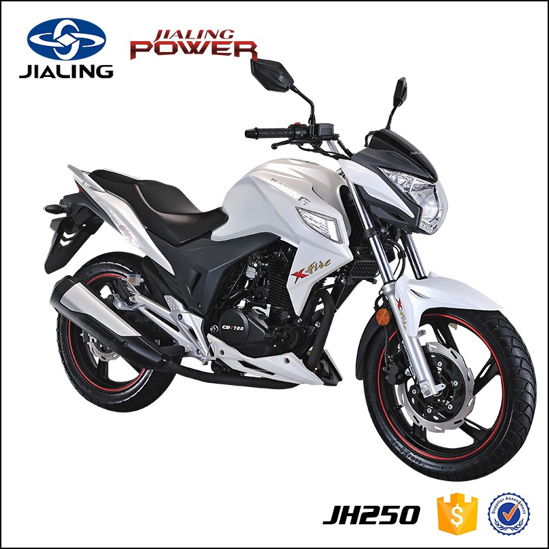 JH250 EEC New jialing Cheap gasoline Chinese Motorcycles for Sale