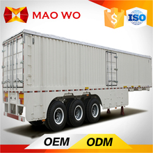 SINOTRUK meat transportation used refrigerated truck trailer