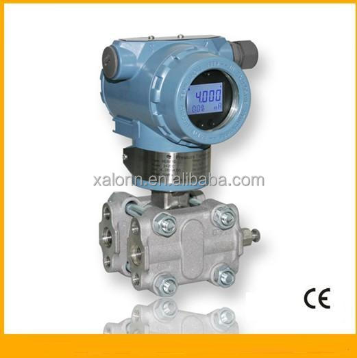Smart 4-20mA HART explosion proof Flow Differential Pressure Transmitter