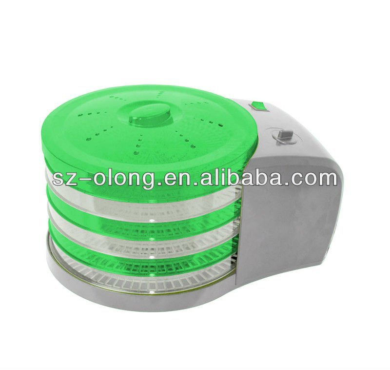 2017 newest round food dehydrator for home use
