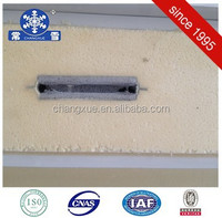 Aluminum pu foam sandwich wall panel For Cold Room
