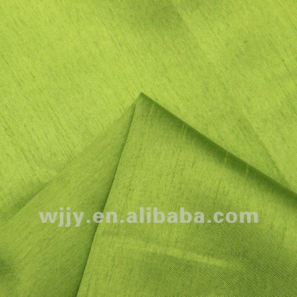100% Polyester Bamboo Satin Fabric for Lady Dress