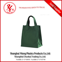 Eco-friendly No-woven Shopping Bag, Custom Logo Non Woven Shopping Bag