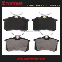 Wholesales Customizing Aftermarket Car Parts For VOLKSWAGEN Sharan 7M3698451 Brake Pads