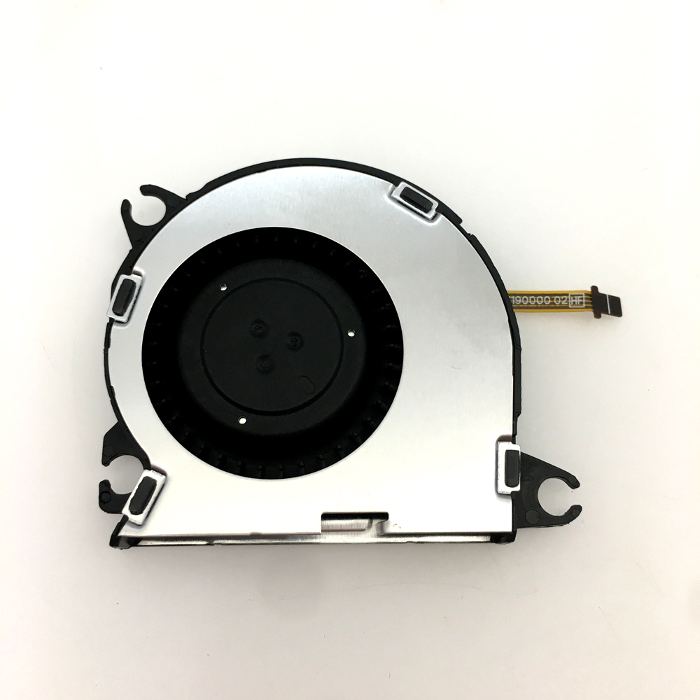 Wholesale Replace Original repair parts radiation Cooling Fan for Nintend Switch NS Switch console Built-in CPU cooling fan