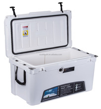 75QT Rotomolded Plastic Ice box Ice Chest Beer Cooler 80L cooler box