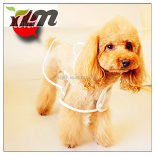 Excellent Quality Cute Coloful Dog Raincoat