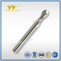 2 Flute Ballnose tool cutter for Aluminum Milling