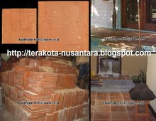 Terracotta Tiles and Walls