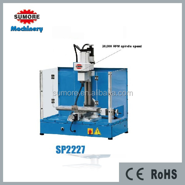 mini cnc milling machine 4 axis cnc milling machine used cnc milling machine SP2227