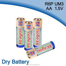Strong power um3 r6p dry battery