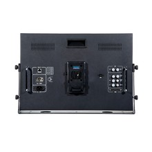17-inch Rack Mount Desktop Monitor with 3G-SDI