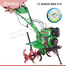 2017 New products cultivator tiller with rotary hoe