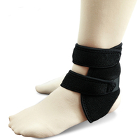 sport lycra orthopedic ankle support foot sleeves / elastic band ankle brace support/ CE proved adjustable ankle support