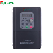 KEWO Variable 50hz 11kw ac drive 3 phase frequency inverter VFD motor control 220V to 380v speed controller inverter