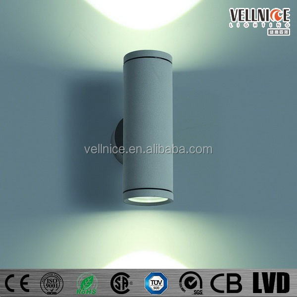 LED outdoor wall up down light