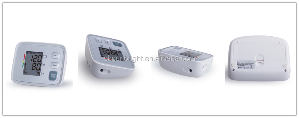SUN-200E Manufacturer cheap price Automatic digital Electronic Blood Pressure Monitor