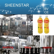 High Cost Performance Fruit juice processing line