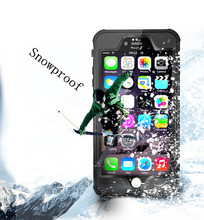 China Suppliers Waterproof Cell Phone Case Covers for IPhone 6S IPX8 Waterproof