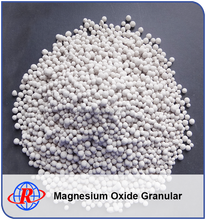 Hot Sell Magnesium Oxide Chemical Formula 2-4mm Granular 65%