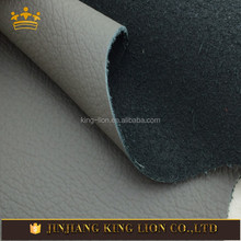 Noble Black Cow hides Finished Automotive Upholstery leather