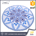 2016 Roundie Picnic Blanket Custom Mandala Pattern Cotton Round Towel