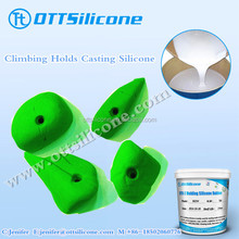 Silicone for Climbing Holds/Climbing Walls Casting