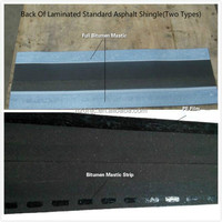 House Laminated bitumen shingle