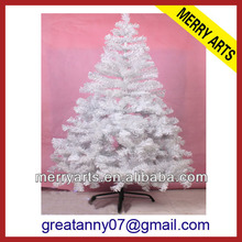 china wholesale white artificial christmas stick trees,cheap bendable christmas tree for sale