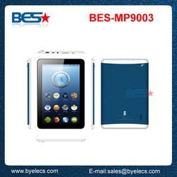 High quality MTK8312 dual core firmware android 4.0 mid