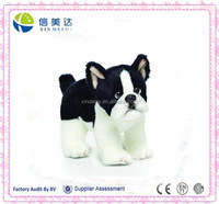 Lovely small Boston Terrier Plush Toy
