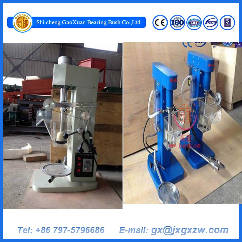 Professional manufacturer laboratory flotation machine, iron ore testing separator machine