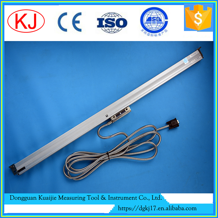 Optical measuring system Digital grating linear glass scale