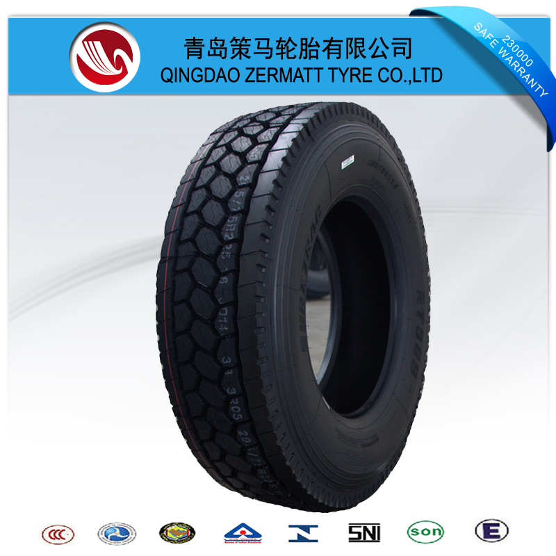 100% new Radial Truck Tire 11R22.5 Used For Canada And American Market from china tyre factory