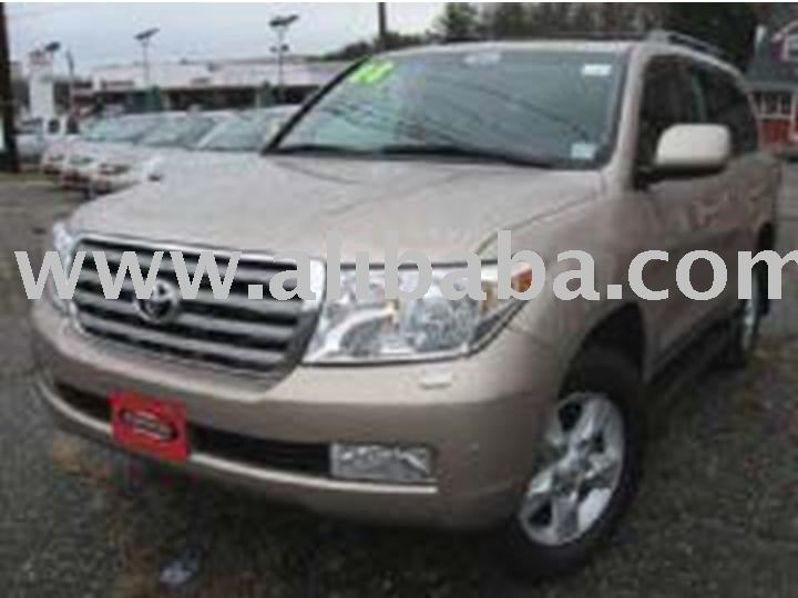 2008 Toyota Land Cruiser used car