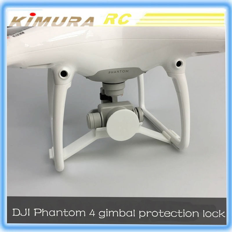 Gimbal Camera lens Protection lock for DJI Phantom 4 RC Drone Helicopter