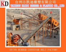 2016 Conveyor Belt System for transport of crushed stone in Peru Market