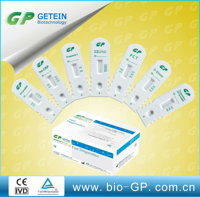 rapid diagnostic test kits manufacturer