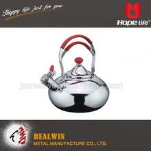 Hot-selling high quality low price stainless steel water kettle/hotel kettle /camping kettle