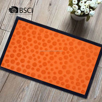 Rubber magnetic mat