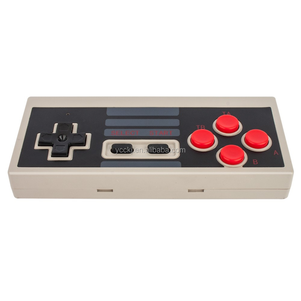 New 2.4G wireless game controller for NES mini classic 2.4G wireless controller