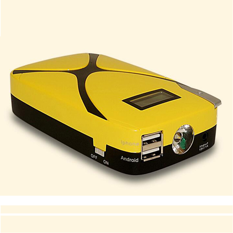 X line design portable power jump starter Mini Car Booster For Emergency