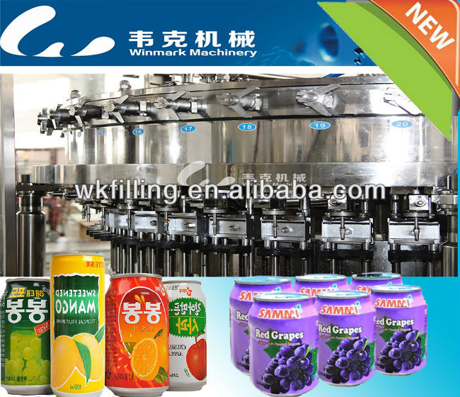 Canned Drinks Manufacturers