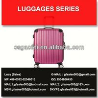 best and hot sell luggage luggage trolly bags for luggage using