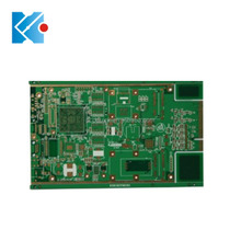 6 layers 1 oz copper thickness circuit board pcb factory