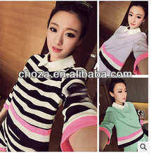 C61880A 2014 spring new female Korean wind jacket + Leisure shorts women suit