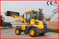 1.5 ton used extend wheel loader HY1500 for sale
