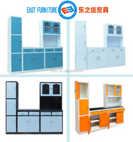 modern color combinations modular designs kitchen cabinet