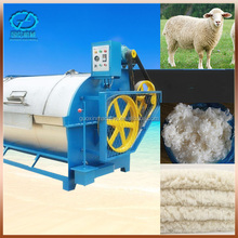 Lower price grease wool washing machine for promotion